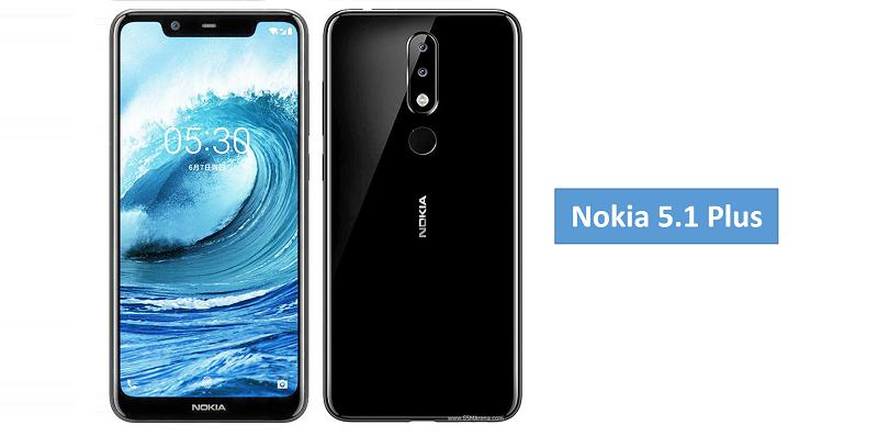 Nokia 5.1 Plus 4GB
