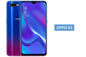OPPO K1
