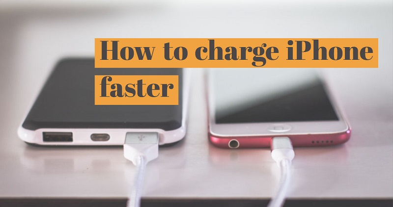 How to Charge iPhone faster