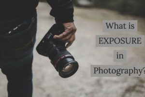 what is exposure in photography