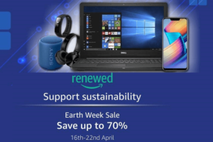 Amazon Earth Week Sale
