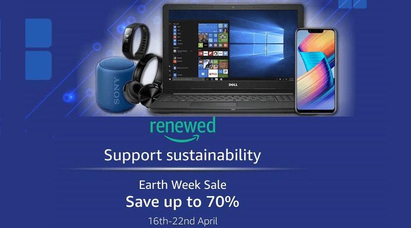 Amazon Earth Week Sale