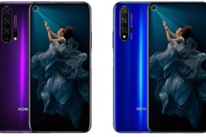 HONOR 20 and HONOR 20 Pro Phone