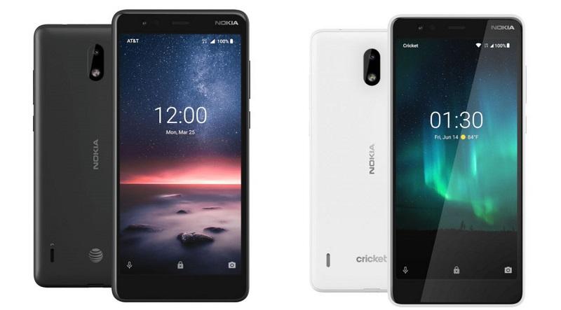 Nokia 3.1A and Nokia 3.1 C