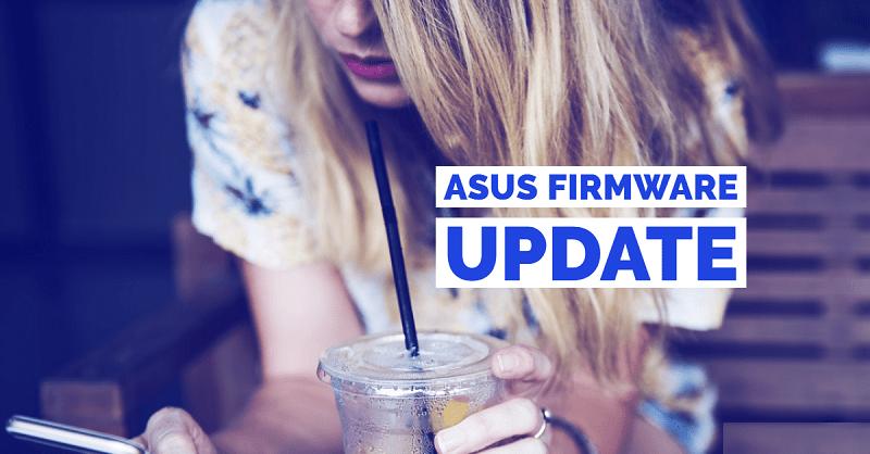Asus Max Pro M1 update