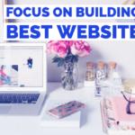 create best website