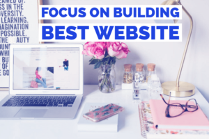 create best website