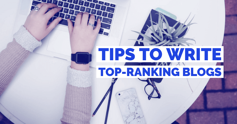 Blogging tips to improve visibility
