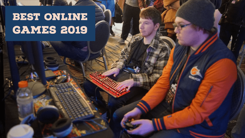 Best Online Games 2019