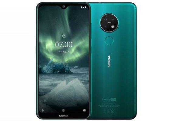 Nokia 7.2 specifications