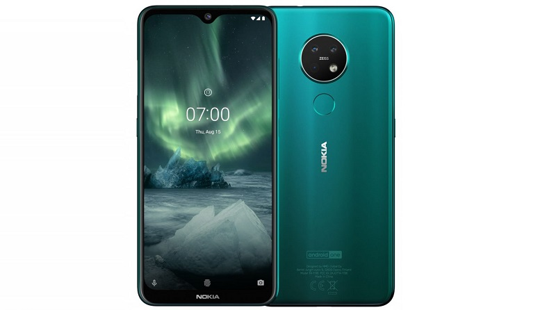 Nokia 7.2 specifications