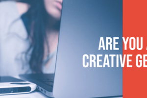 Are you a creative Geek