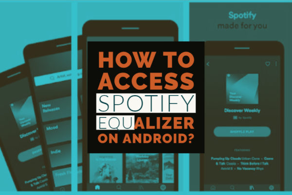How to access Spotify Equalizer on Android