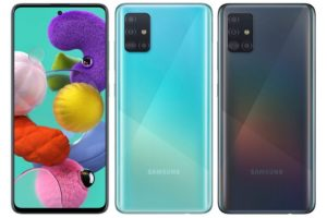 Samsung Galaxy A51 specifications
