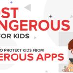 Dangerous apps for kids