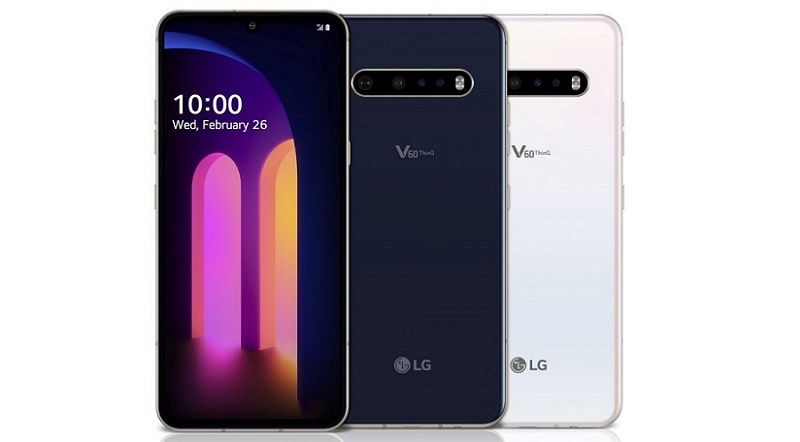 LG V60 ThinQ 5G specifications