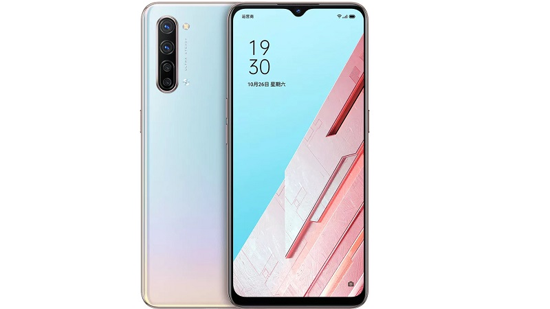 OPPO Reno3 5G Vitality Edition specifications