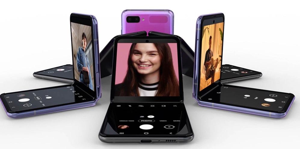 Samsung Galaxy Z Flip pre booking