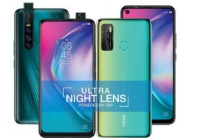 Tecno Camon 15 and Tecno Camon 15 Pro