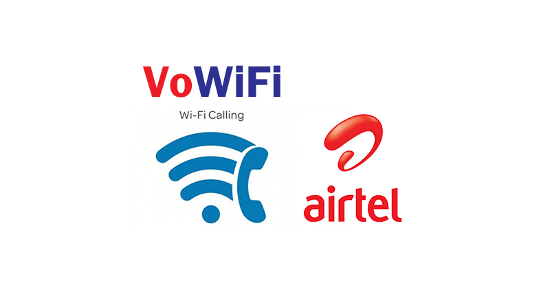 smartphone that support WiFi calling on Airtel
