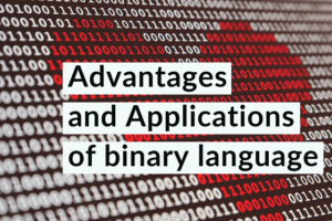 advantages and applications of binary language