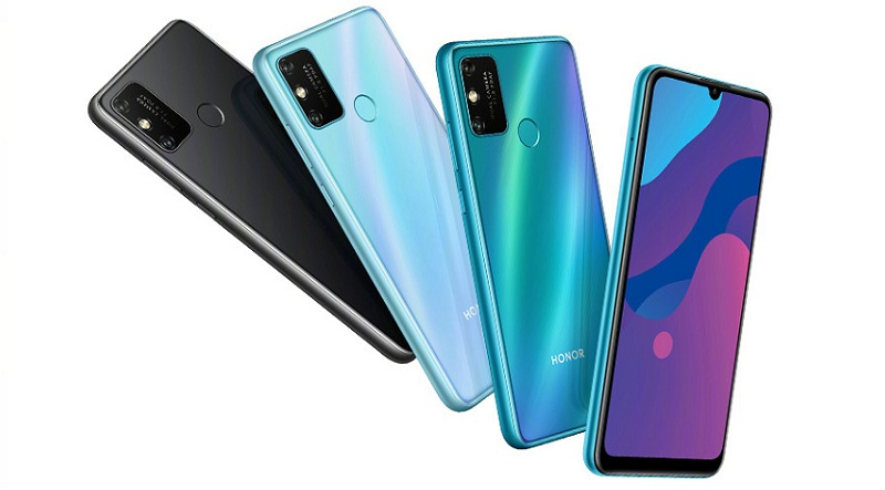 Honor Play 9A specifications
