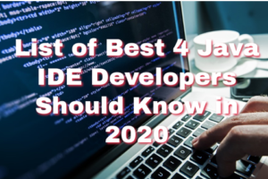 Java IDE Developers