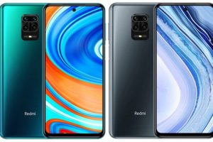 Redmi Note 9 Pro and Redmi Note 9 Pro Max specifications