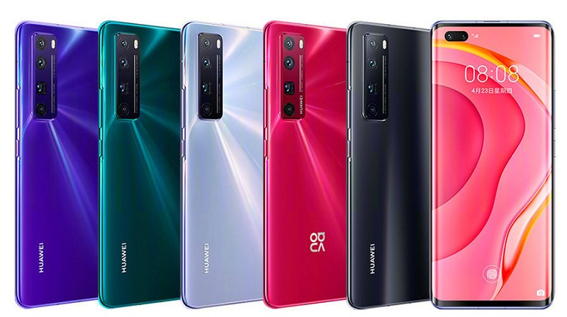 Huawei Nova 7 phones