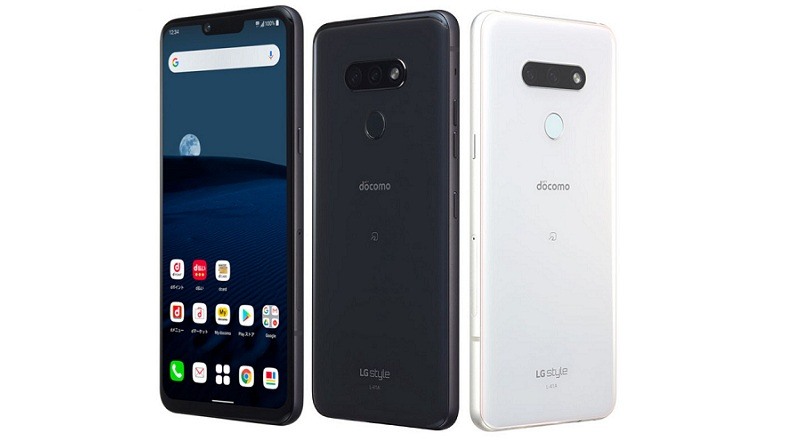 LG Style3 specifications