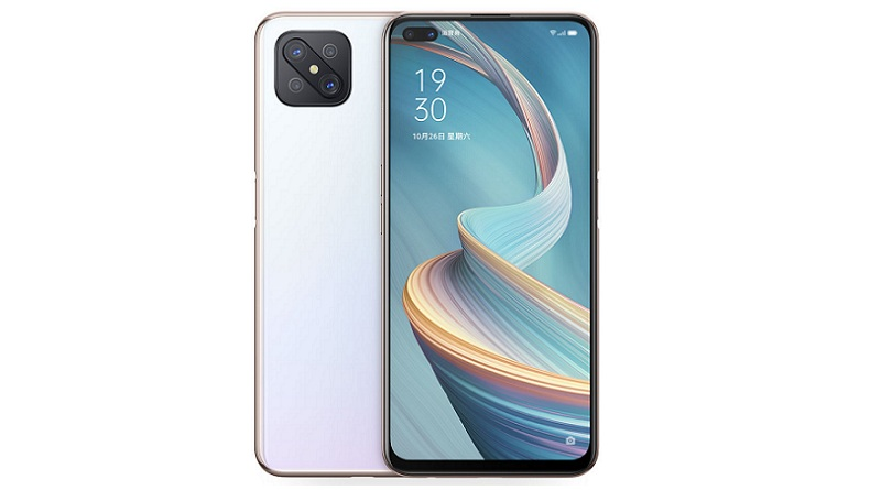 OPPO A92s 5G specifications