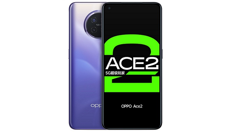 OPPO Ace2 5G specifications