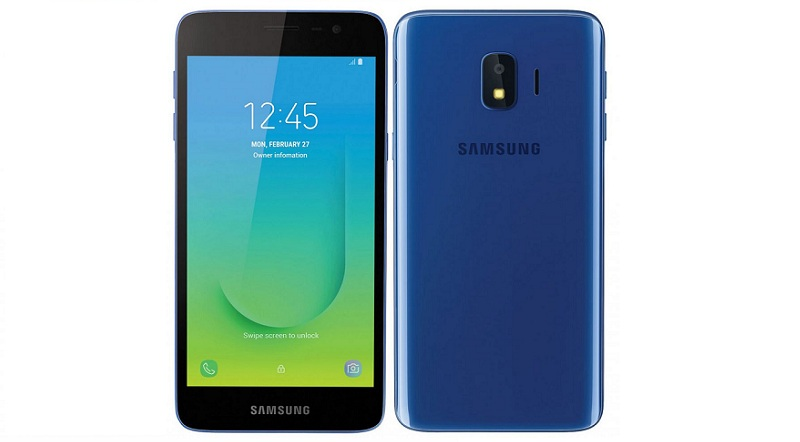 Samsung Galaxy J2 core 2020 specifications