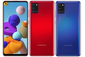 Samsung Galaxy A21s specifications