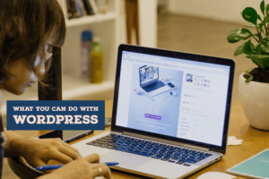 what we can do with wordpress