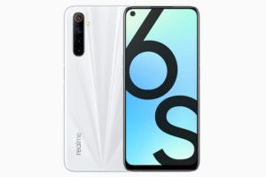 Realme 6s specifications