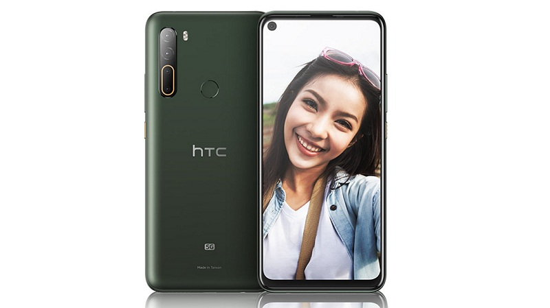 HTC U20 5G and HTC Desire 20 Pro specifications