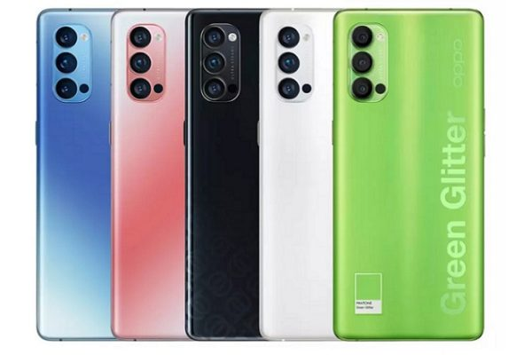 OPPO Reno4 and OPPO Reno4 Pro specifications