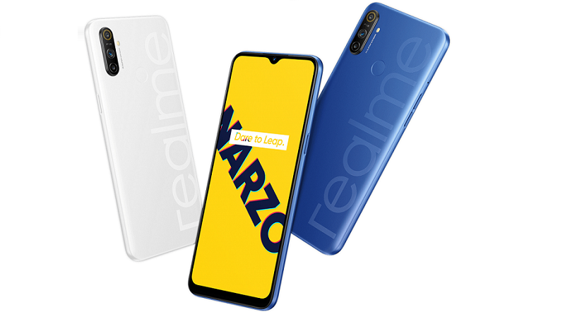 Realme Narzo 10A specifications