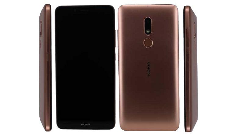 Nokia TA 128 specifications