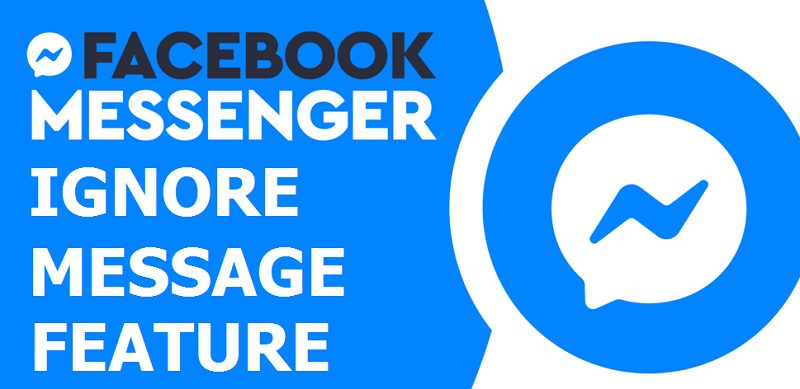 How to use Facebook messenger ignore message feature