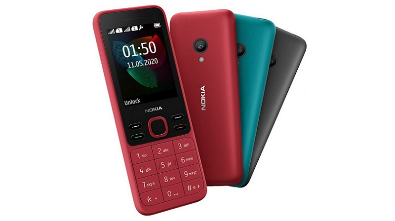 Nokia 125 and Nokia 150 specifications