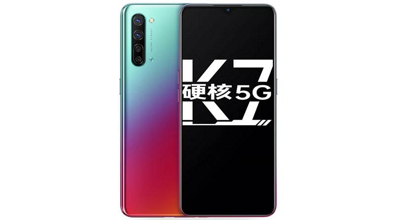 OPPO K7 5G specifications
