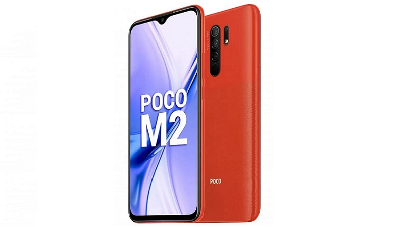 POCO M2 specifications