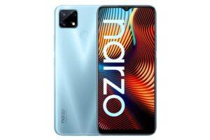 Realme Narzo 20 specifications