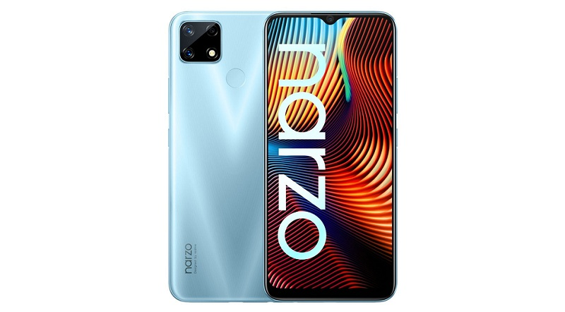 Realme Narzo 20 specifications