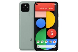 Google Pixel 5 and Google Pixel 4a 5G specifications