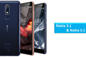 Nokia 3.1 and Nokia 5.1 Android 10 update