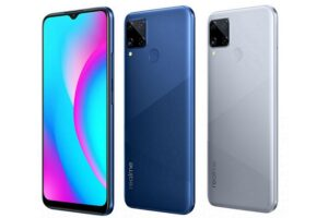 realme C15 Qualcomm Edition specifications
