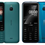 Nokia 6300 4G and 8000 4G specifications
